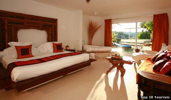 Hotel Hacienda Na Xamena, Ибица, Испания
