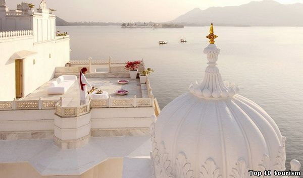 Taj Lake Palace, Удайпур, Индия