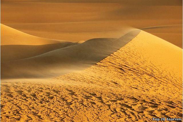 Облик пустыни