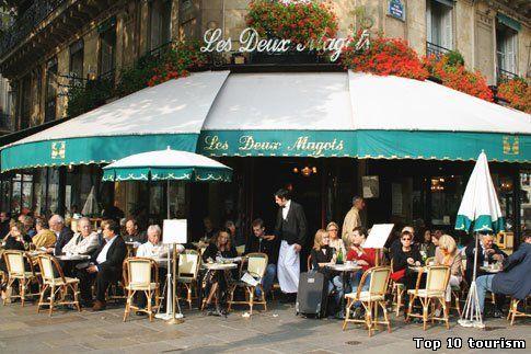 LES DEUX MAGOTS / CAFE DE FLORE